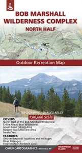 Bob Marshall Wilderness Complex: North Half