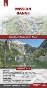 Mission Range Map Cover