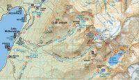 Glacier and Waterton Lakes map sample