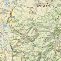 Public Lands of Montana Sample 100%